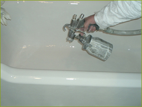 bathtub refinishing_paint